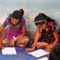 Nepal Art Therapy 2