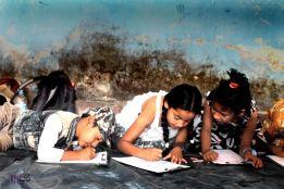 Nepal Art Therapy 3