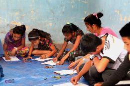 Nepal Art Therapy