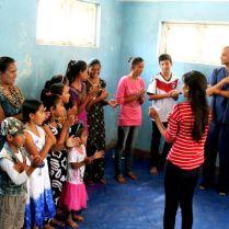 Nepal Music Therapy2