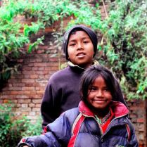 Nepali Children 2
