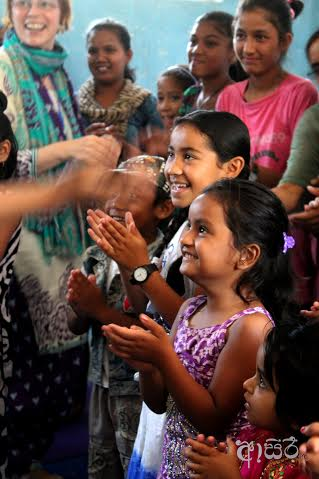 Nepali children 4